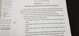 [Perkara Jinayat] MS Sigli Terbitkan Persetujuan Sita Barang Bukti Jarimah Maisir