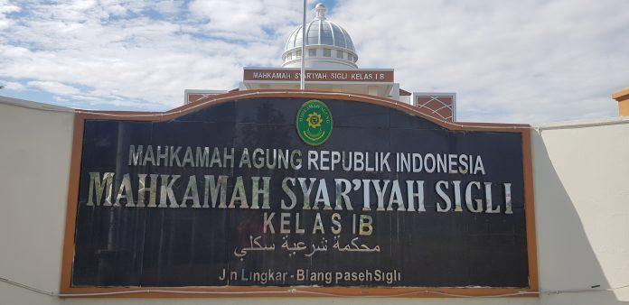 Ketua MS Sigli : Ingatkan Para Advokat, Wajib Berperkara Secara Elektronik | (23/1)